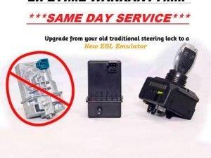 Mercedes Benz ESL Repair Service