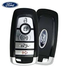 2017-2020 Ford F-Series / 5-Button Smart Key w/ Tailgate / PEPS / PN: 164-R8166 / M3N-A2C93142600