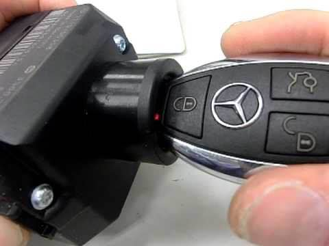 Mercedes Benz Key + Programming Service by EIS / 1997 - 2014