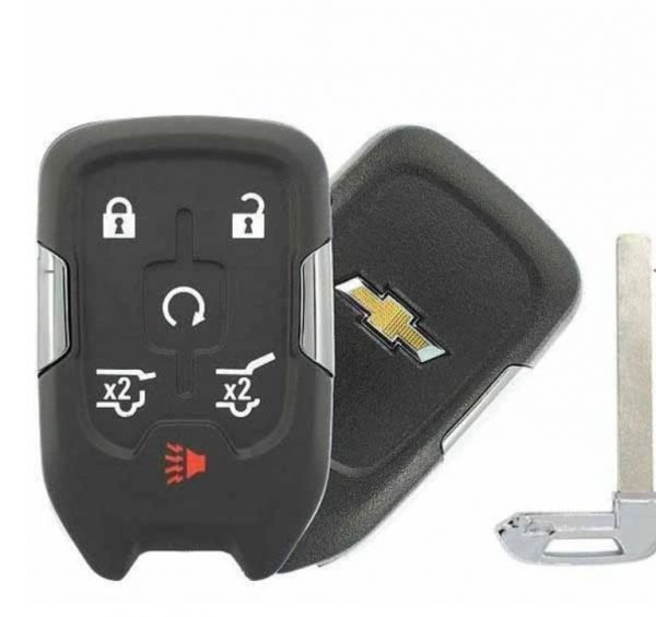 2015-2019 Chevrolet / 6-Button Smart Key / PN: 13508278 / HYQ1AA